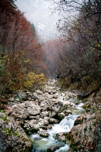 Julian Alps, Slovenia, Europe