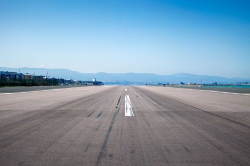 Gibraltar United Kingdom England Europe airport travel photo Markus Isomeri